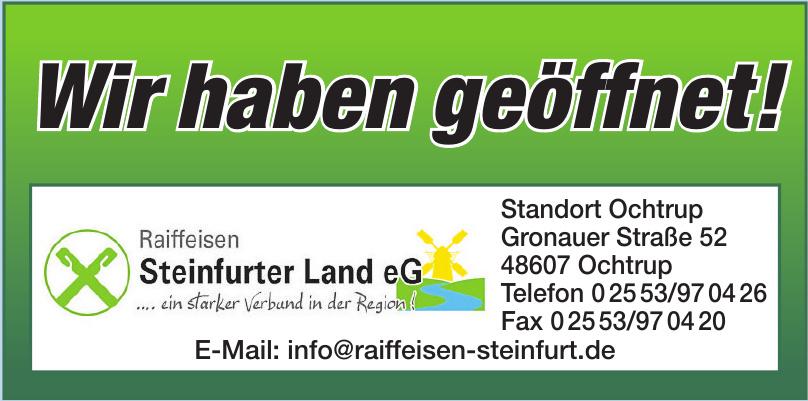 Steinfurter Land eG