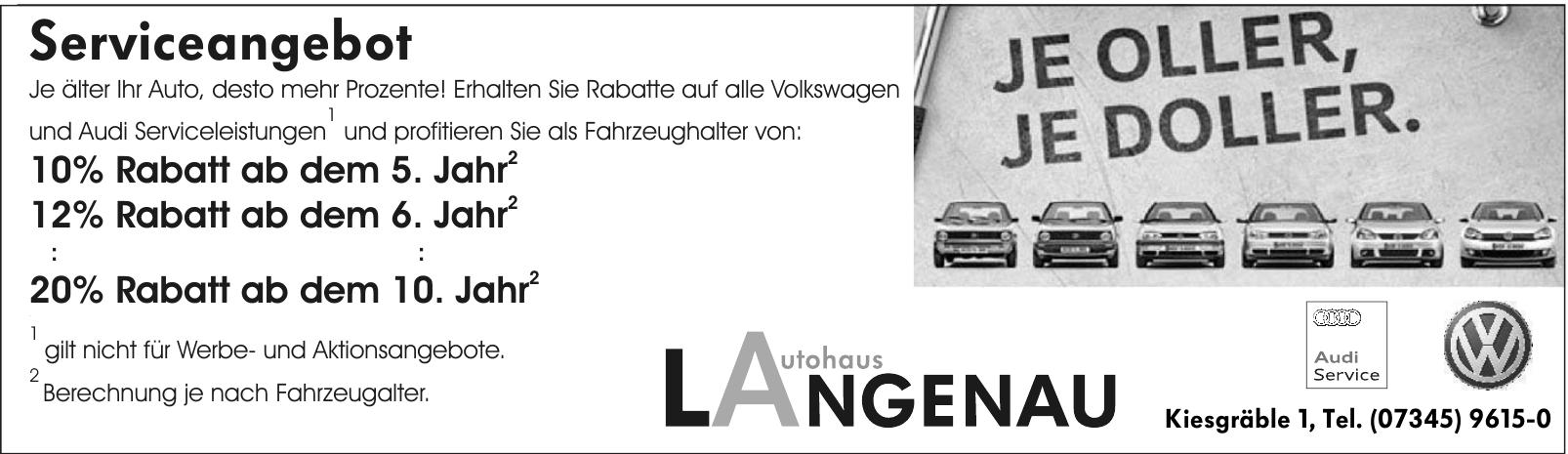 Autohaus Langenau