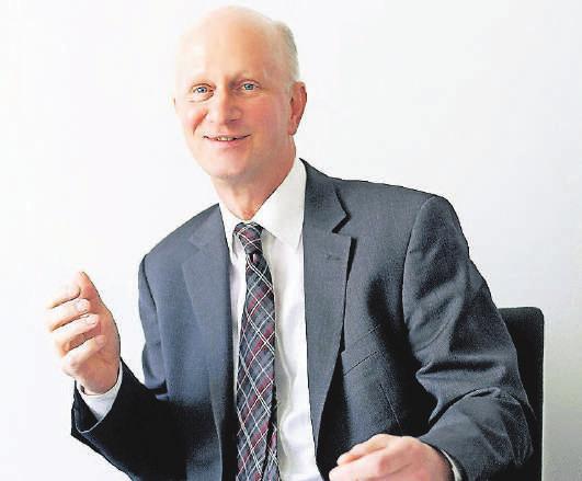 Klaus Appelt ist Bereichsleiter Innovation und Umwelt bei der Bergischen IHK.