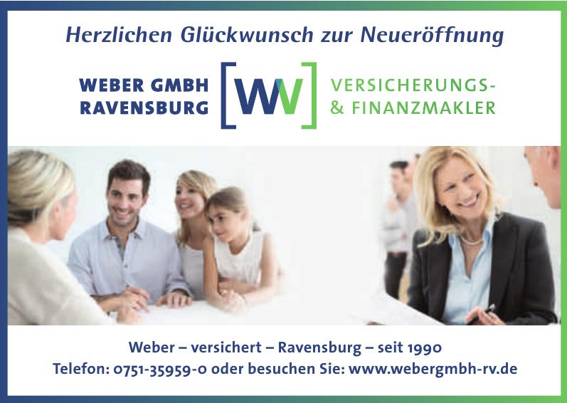 Weber GmbH Ravensburg