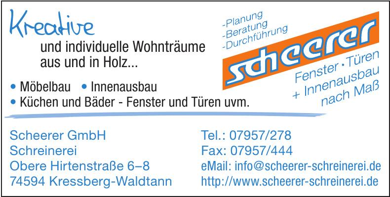 Scheerer GmbH