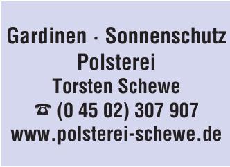 Gardinen Sonnenschutz Polsterei Torsten Schewe