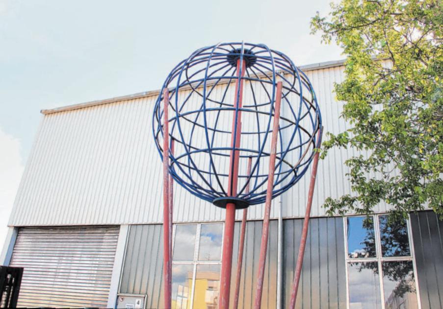 Manche Unternehmen im Göppinger Industriegebiet Ost haben einen weltweiten Kundenstamm.