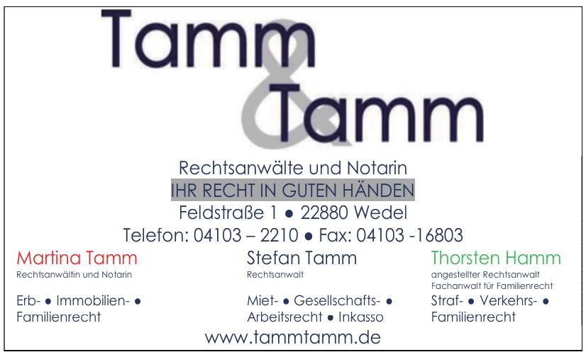 Tamm & Tamm