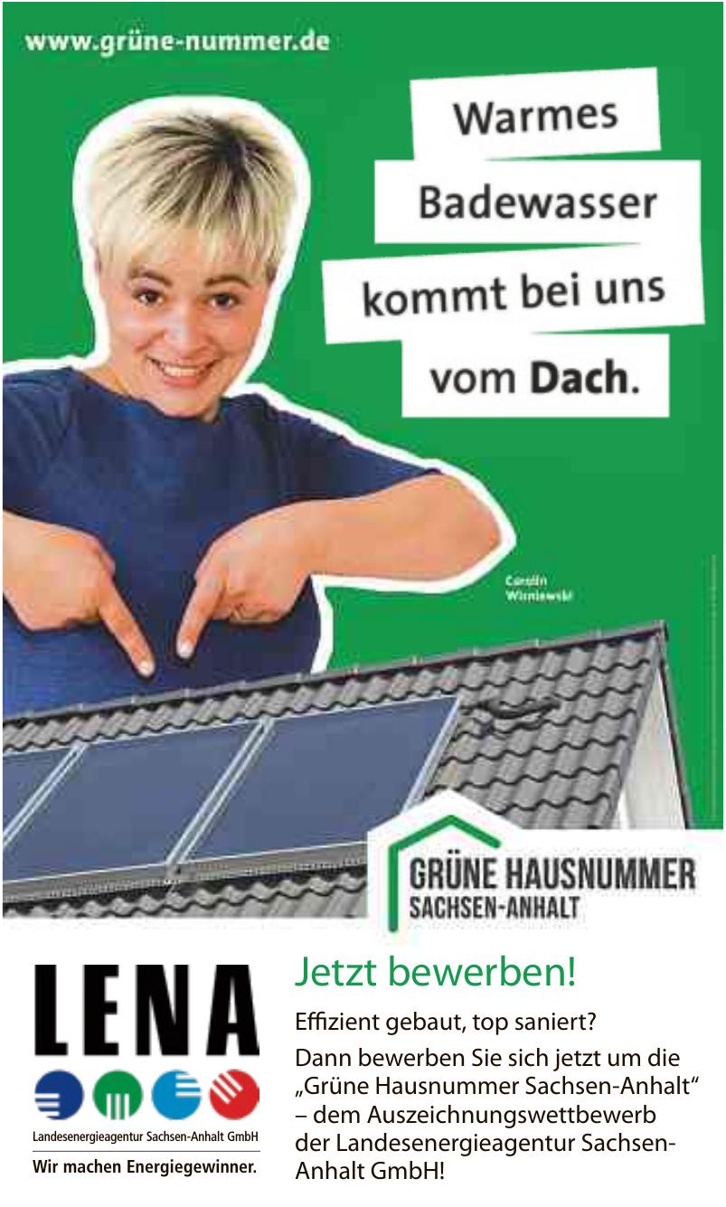 Landesenergieagentur Sachsen-Anhalt GmbH