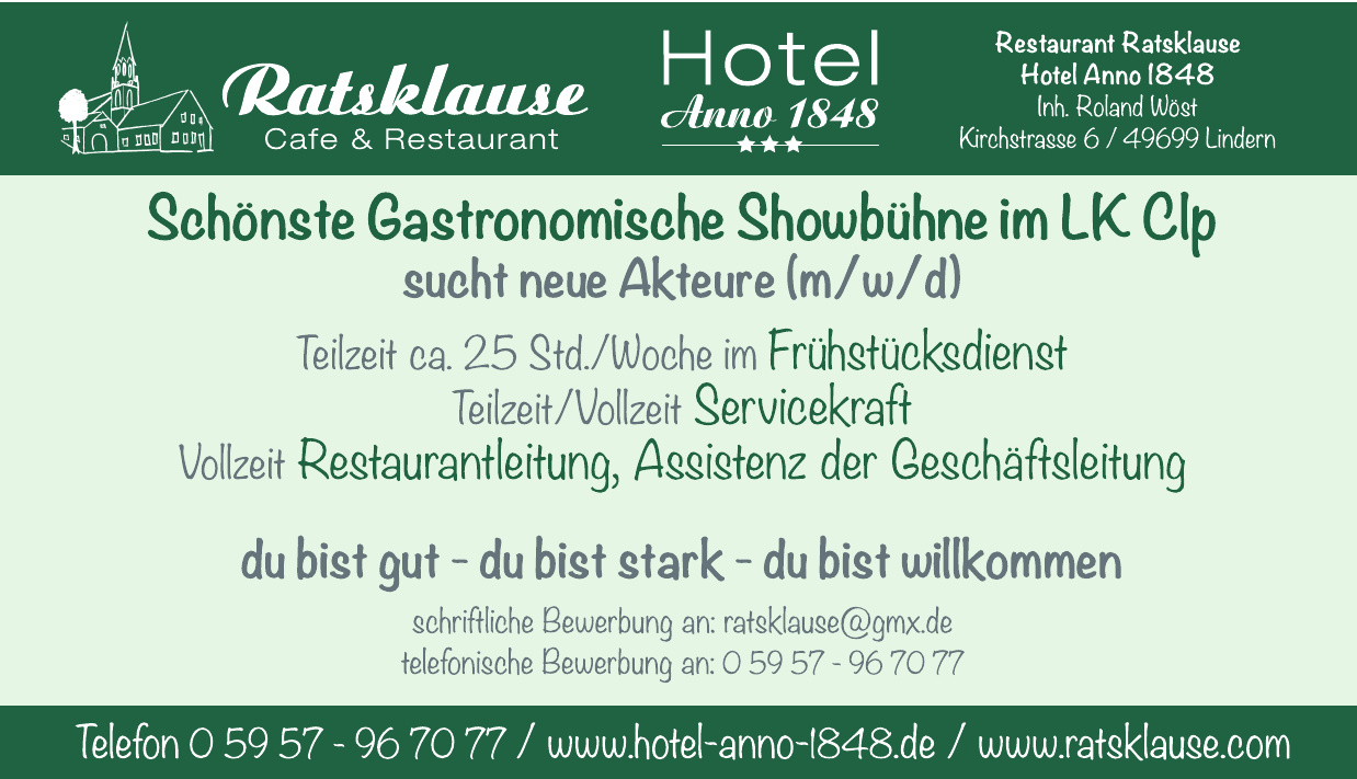 Ratsklause Cafe & Restaurant