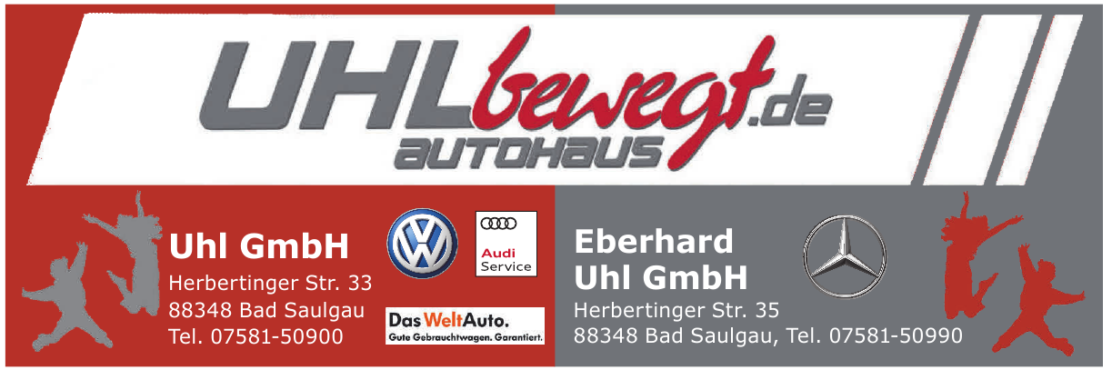 Autohaus Eberhard Uhl GmbH