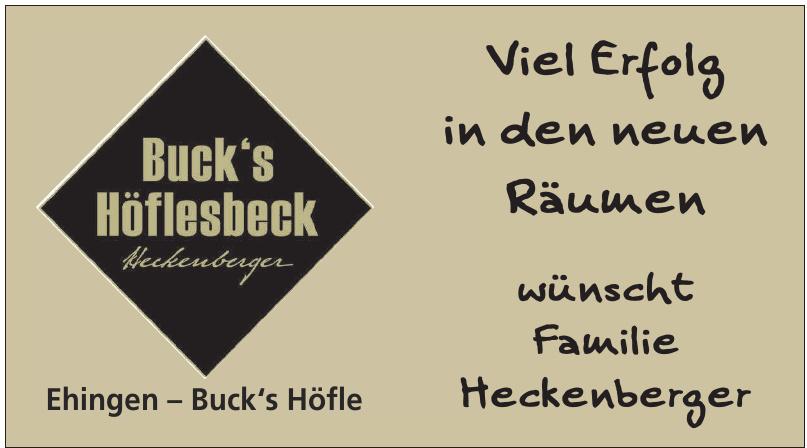 Buck's Höflesbeck