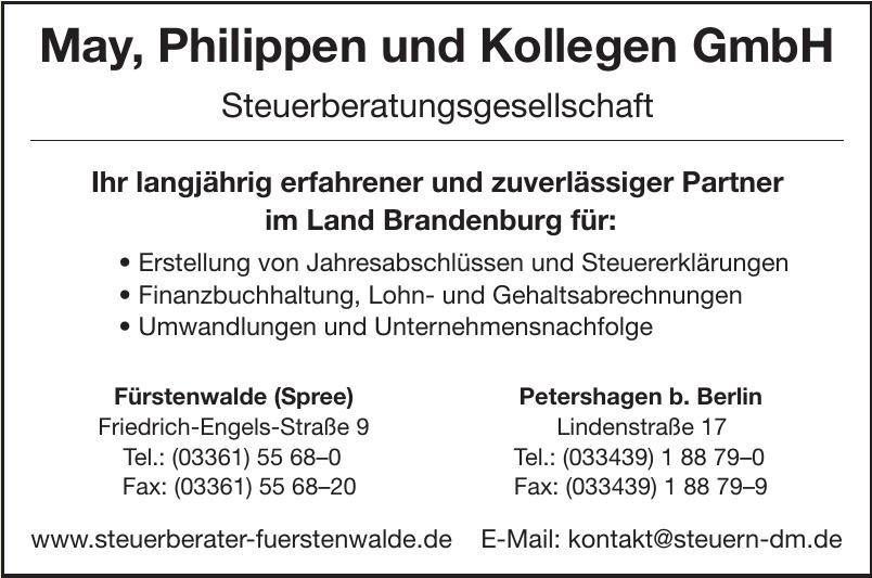 May, Philippen und Kollegen GmbH