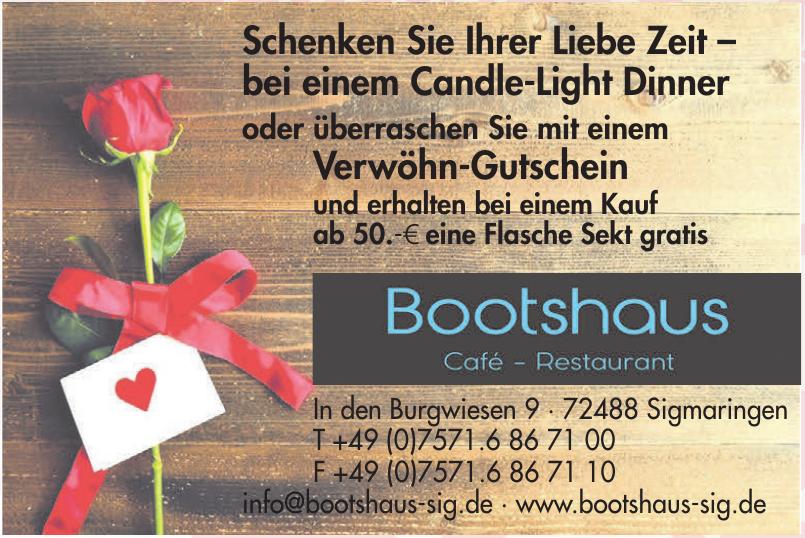 Bootshaus Café-Restaurant