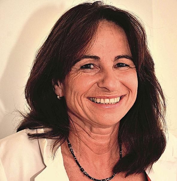 Rät zur Hyposensibilisierung, um die Entstehung eines allergischen Asthmas zu vermeiden: Dr. Maria Montero-Muth. FOTO: INTERNISTISCHE PRAXIS SPEYER