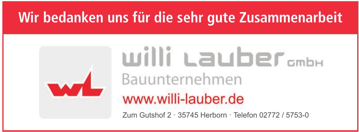 Willi Lauber GmbH