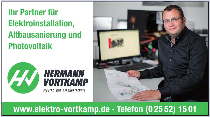Hermann Vortkamp Elektromeister