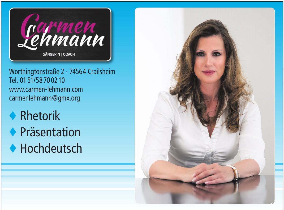 Carmen Lehmann