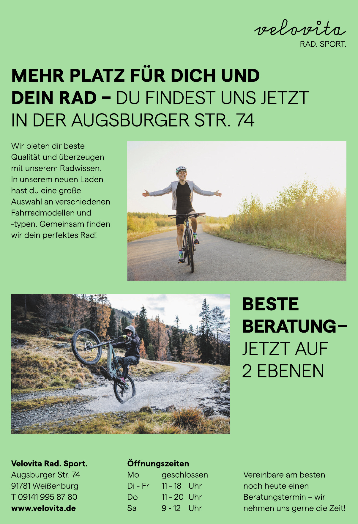 Velovita Rad & Sport