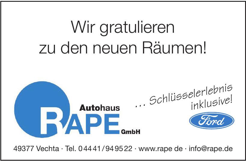 Rape GmbH