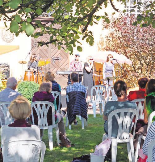 Die St.-Petri-Gemeinde ist bekannt für ein aktives Musikleben.