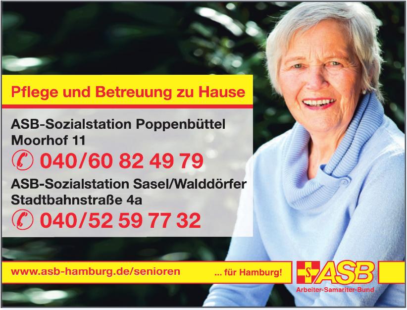 ASB - Sozialstation Poppenbüttel