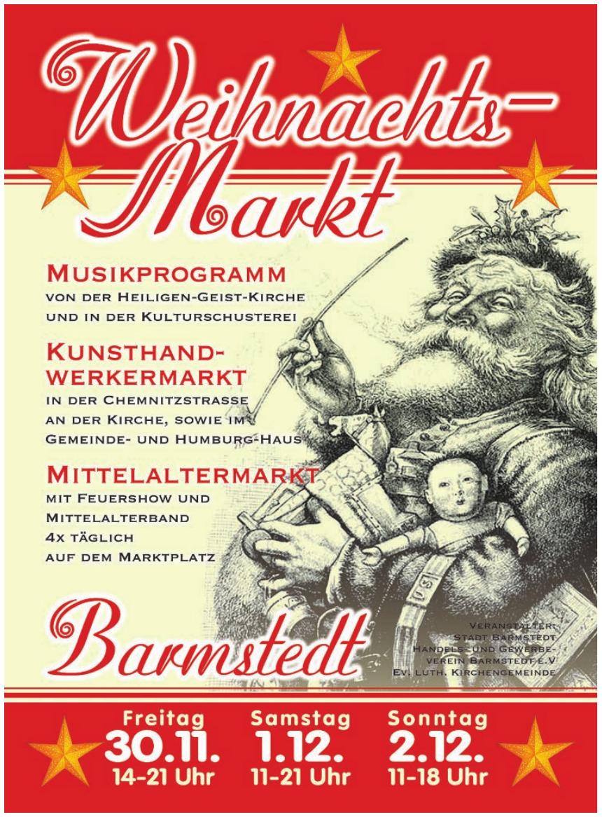 Weihnachts-Markt
