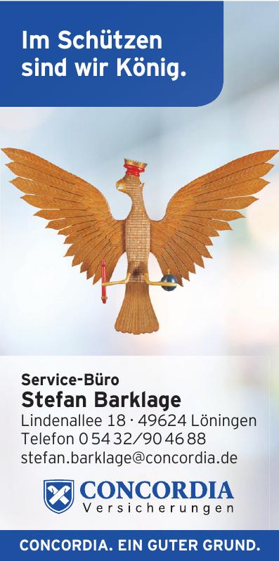 Concordia Service-Büro Stefan Barklage