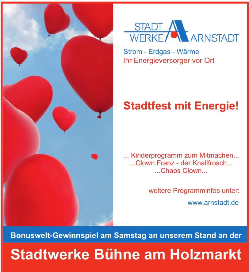 Stadtwerke Arnstadt
