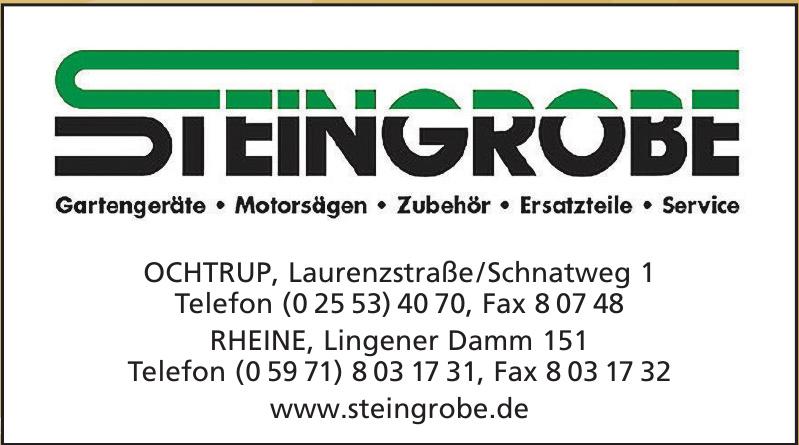 Steingrobe