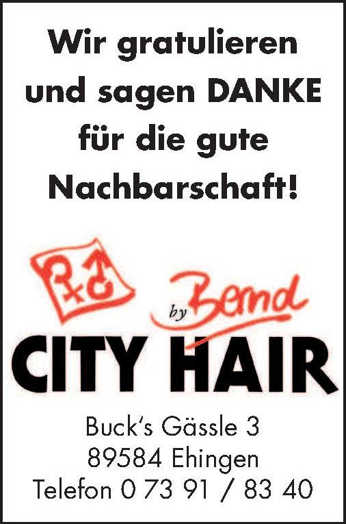 Bernd City Hair