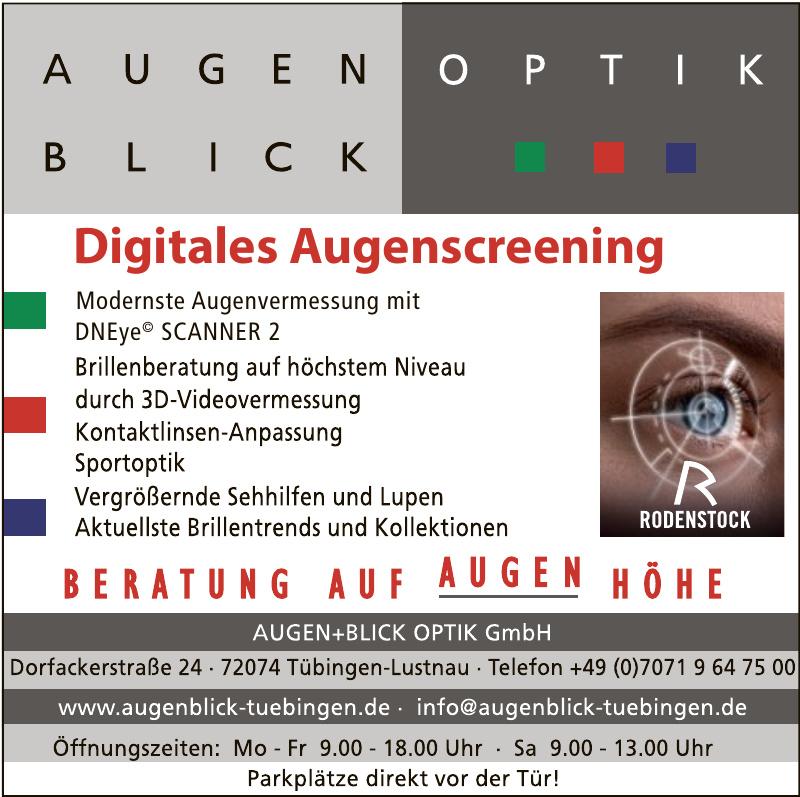 Augen+Blick Optik GmbH
