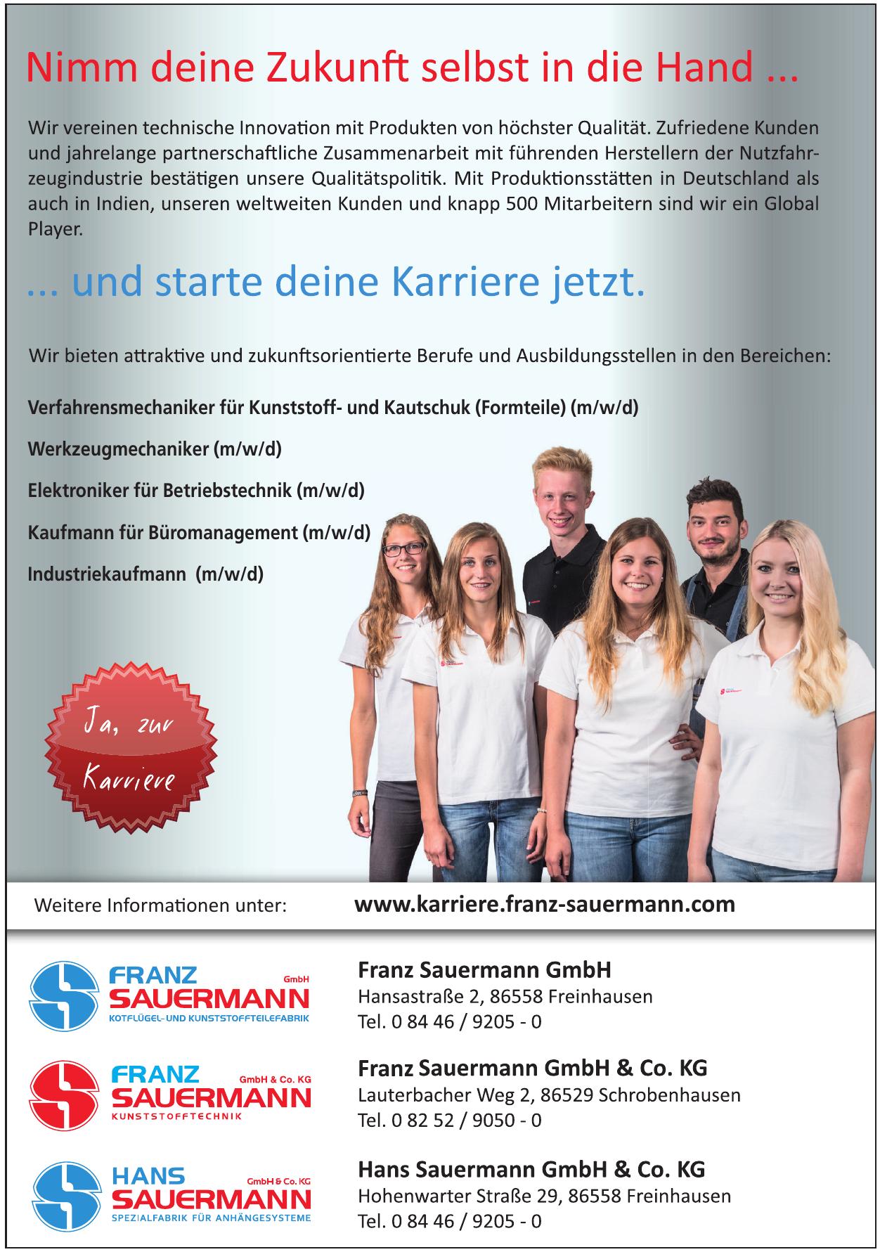 Franz Sauermann GmbH