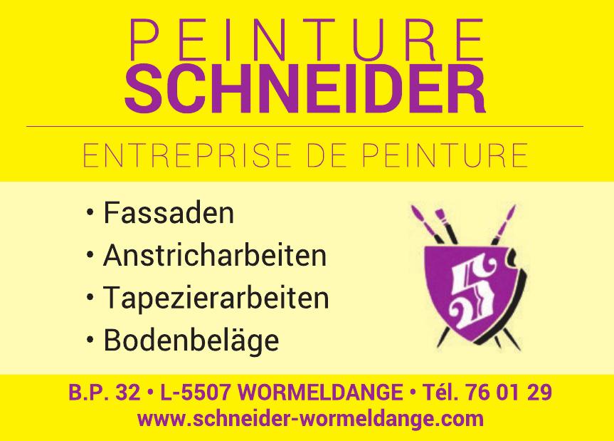Peinture Schneider