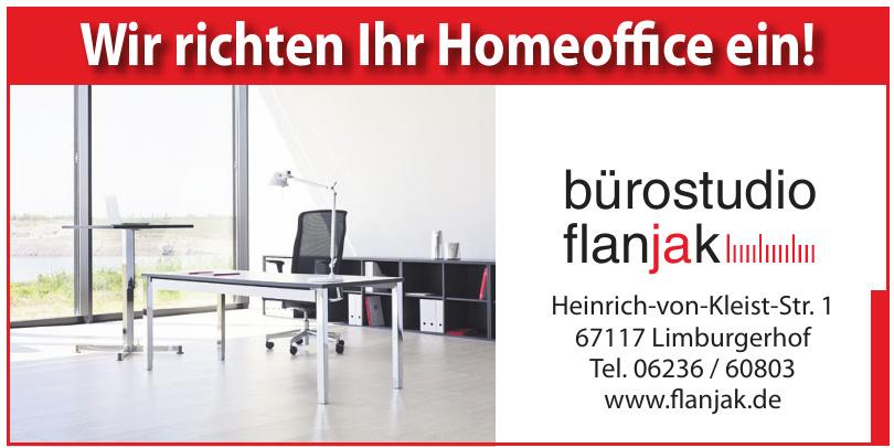 Bürostudio flanjak