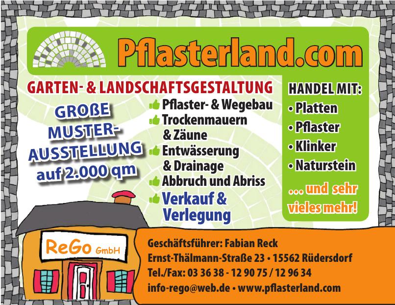 Pflasterland.com
