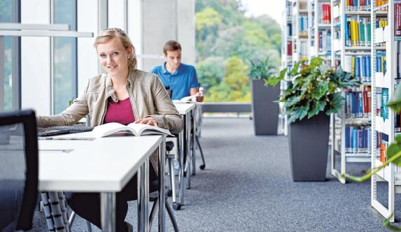 Um die Studieninteressierten zu unterstützen, hat die DHBW Heidenheim die Bewerberbörse ins Leben gerufen. FOTO:DH