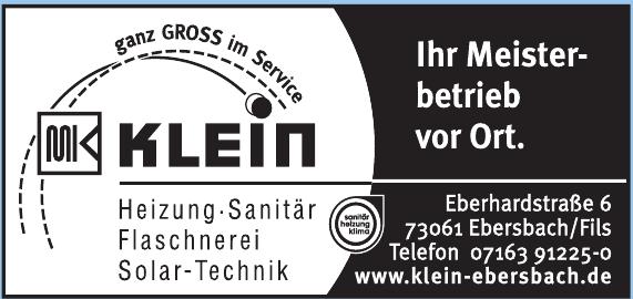 Klein GmbH
