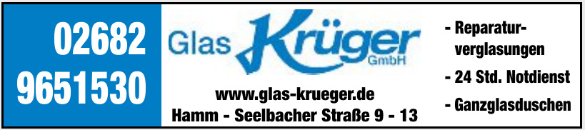 Glas Krüger GmbH