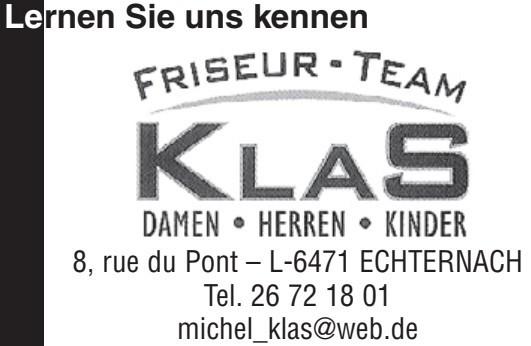 Friseur Team Klas
