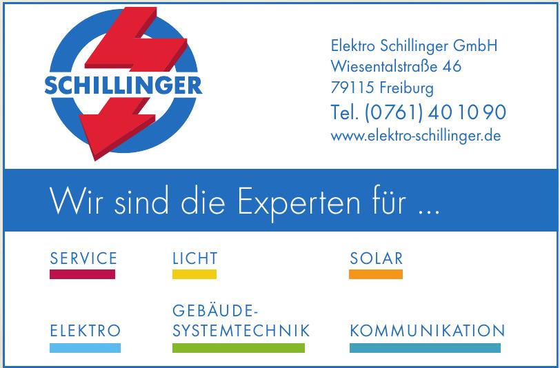 Elektro Schillinger GmbH