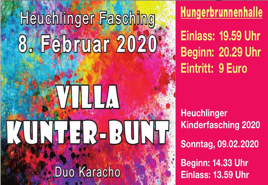 Villa Kunter-Bunt