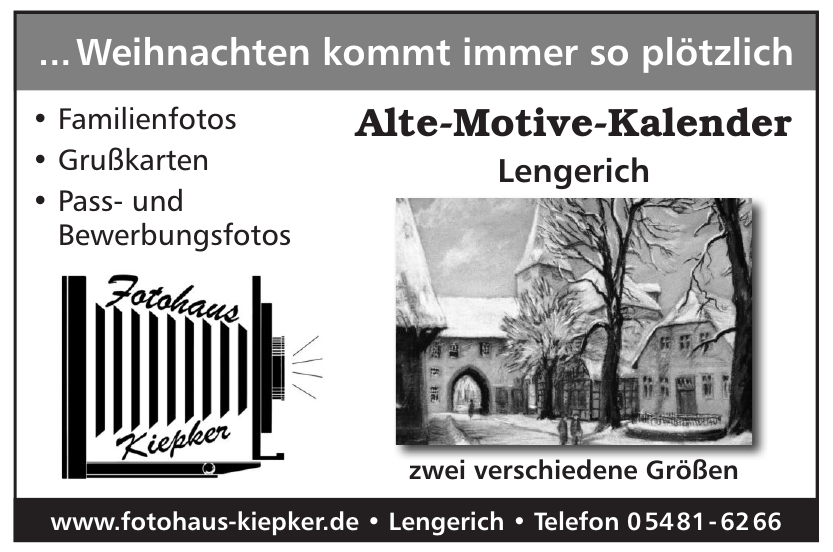Fotohaus Kiepker