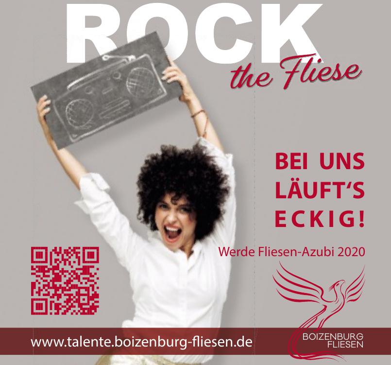 Boizenburg Fliesen GmbH