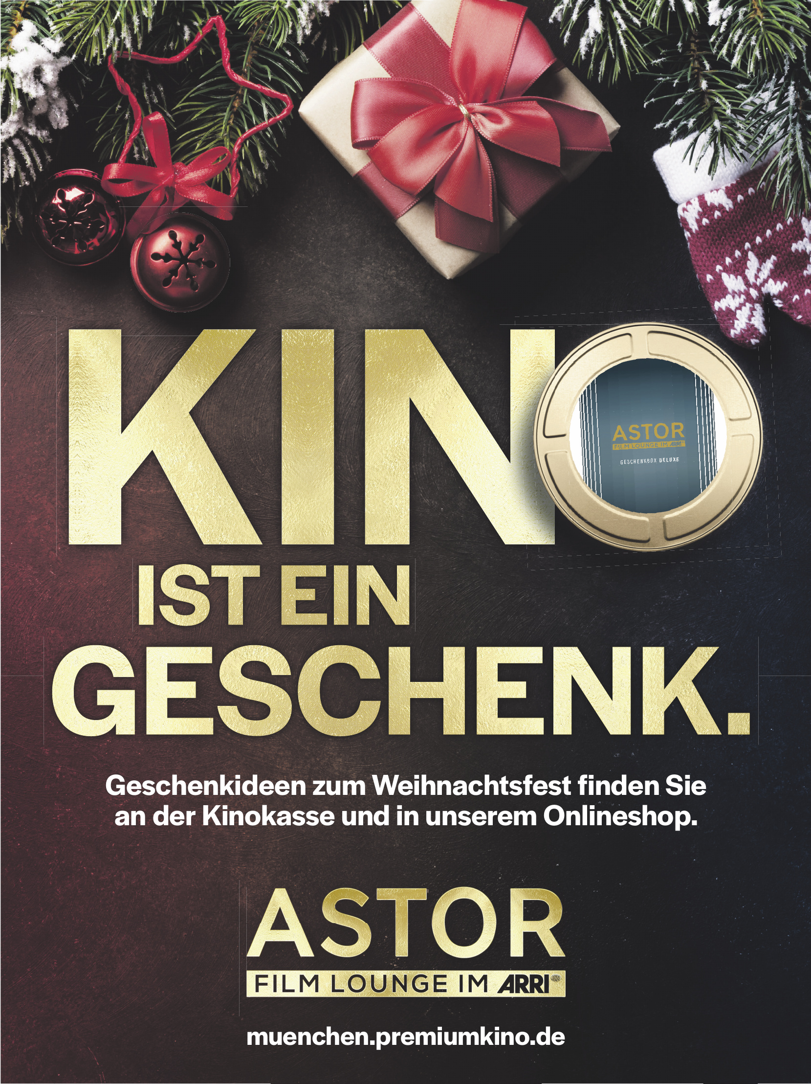 Astor Film Lounge im ARRI