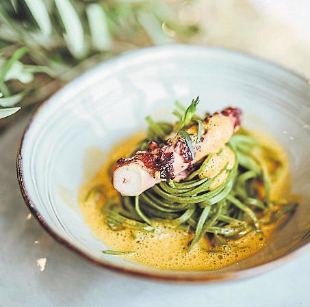 Der Fokus der Speisen liegt auf klassischer, regionaler Küche mit Raffinesse. Foto: Liebestraumfotografie