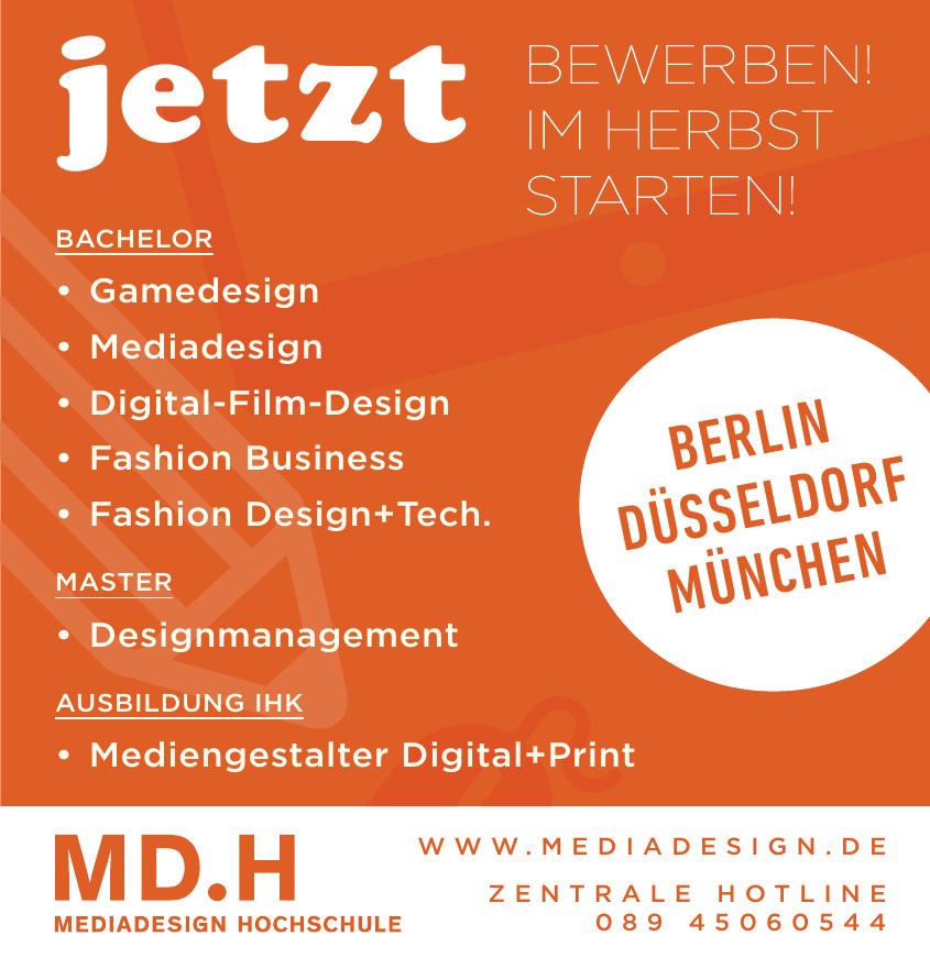 MD.H Mediadesign Hochschule