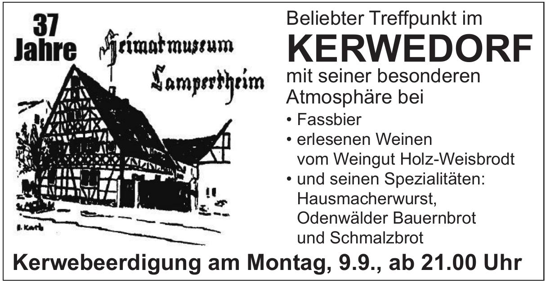 Heimatmuseum Lamperrheim