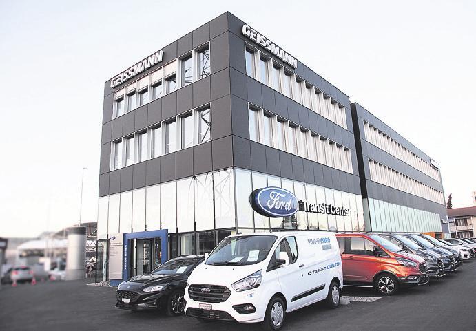 E. Geissmann AG, Villmergerstrasse 40, 5610 Wohlen