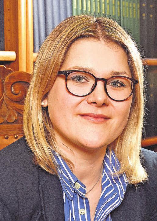 Katharina Kunstmann Rechtsanwältin Fachanwältin für Verkehrsrecht FOTO: R