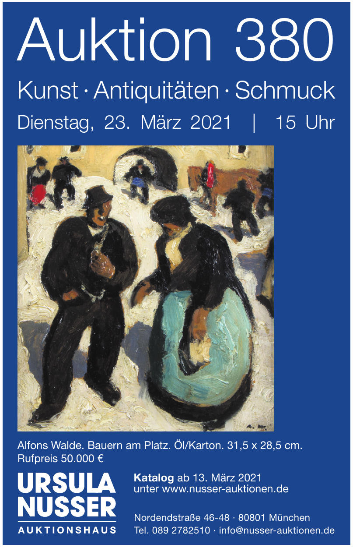 Ursula Nusser Auktionshaus