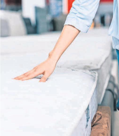 Welche Matratze ist die richtige? Um das herauszufinden ist ein persönlicher Test unerlässlich. Foto: iStockphoto.com/LightFieldStudios