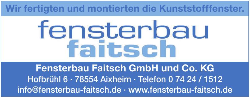 Heribert Faitsch Schreinerei + Fensterbau