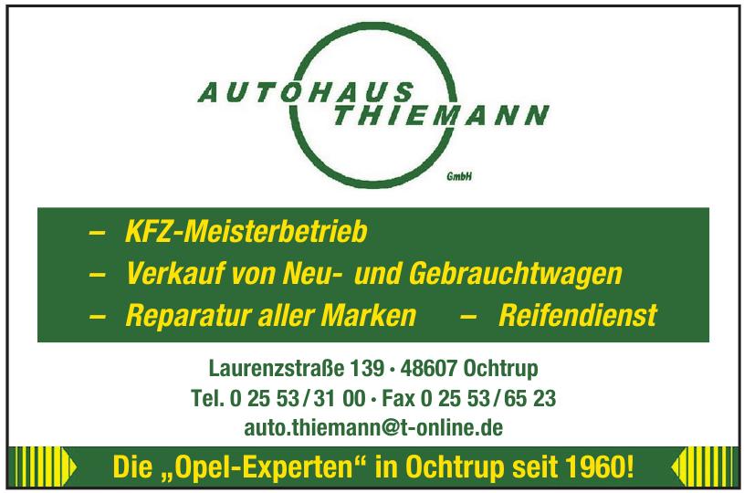 Autohaus Thiemann GmbH
